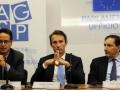 Luigi Contu, Marco Zappia, Luigi Gubitosi