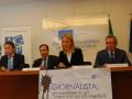 Marco Zappia, Luigi Gubitosi, Anna Piras, Giulio Anselmi