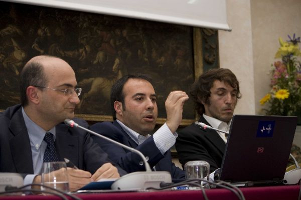 Antonio Preziosi, Giuseppe Cruciani, Paolo Poggio