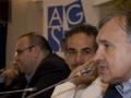 Luca Garosi, Saad Hussin, Ugo Tramballi