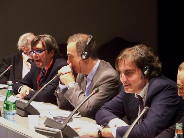 Marco Civoli, Maurizio Compagnoni, Pierluigi Pardo