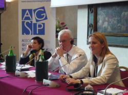 Successo per l'AGSP al Festival internazionale di Giornalismo di Perugia 2009