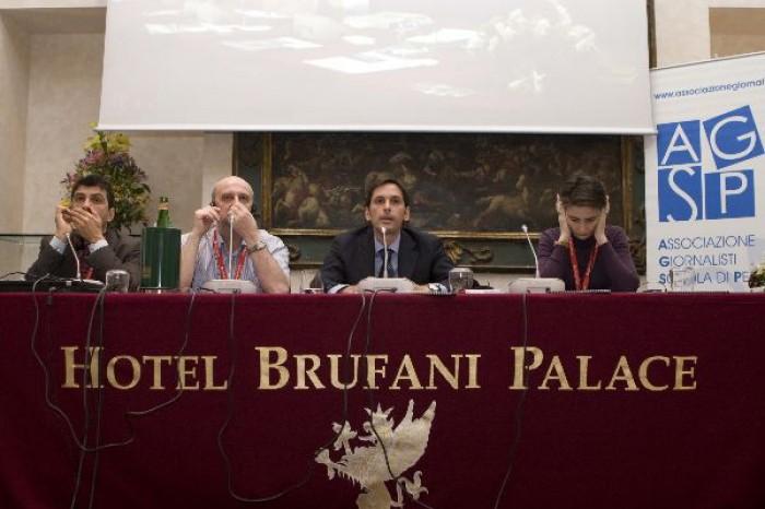 Festival del giornalismo di Perugia 2010. Articoli, foto e video dei cinque eventi organizzati dall'AGSP