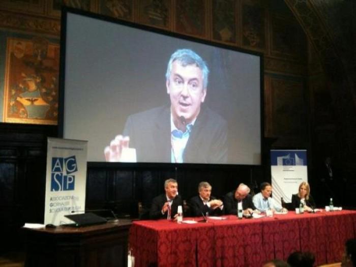 """Festival di Perugia 2012. """"Europa: morte o rinascita della politica?"""""""