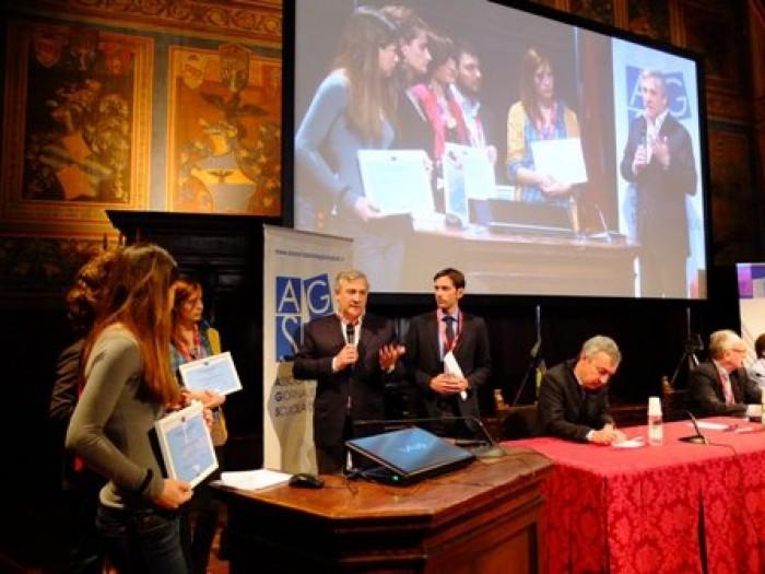 Concorso UE – AGSP per giovani giornalisti. Premiata l'Umbria
