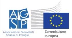 AGSP e Commissione UE lanciano premio europeo 2012 per giovani giornalisti