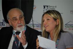 L'AGSP al Festival del giornalismo giovane di Napoli