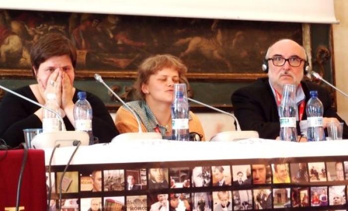 """""""Media e potere nella Russia di Putin"""". Due panel AGSP al Festival del giornalismo di Perugia"""