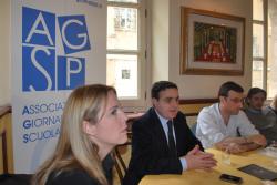 L'Agsp incontra Franco Siddi per un confronto sul nuovo contratto