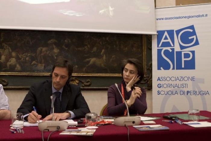 """Festival del giornalismo di Perugia. """"Anna Politkovskaja e gli altri: giornalisti russi in trincea"""""""