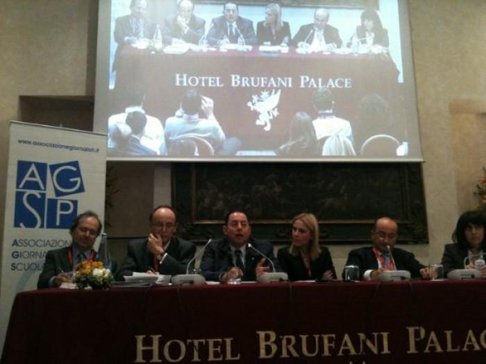 Festival di Perugia 2011. Una radio per l'Europa