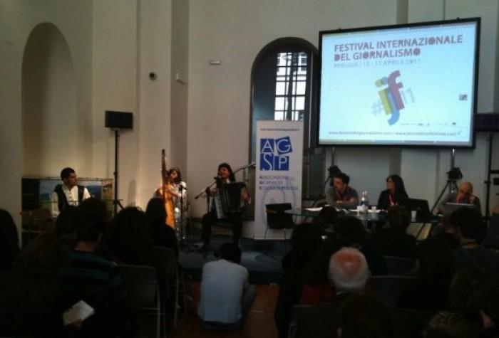 Festival di Perugia 2011. Rom, ospiti sgraditi