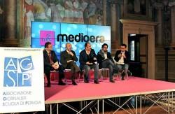 """Comizi, blog e social network. L'AGSP al festival """"Medioera"""" di Viterbo"""