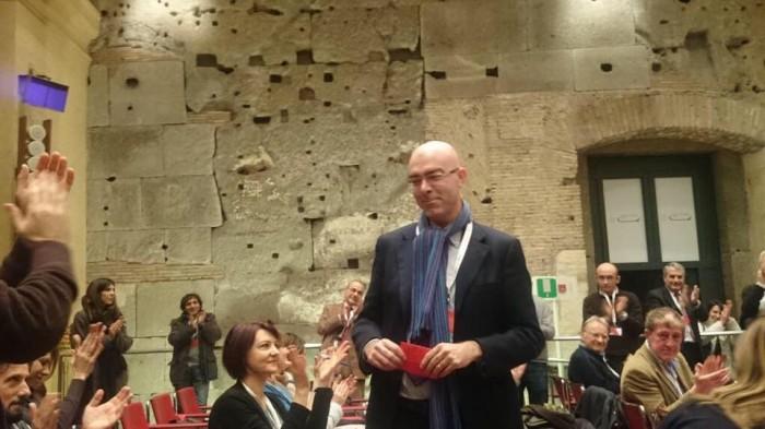 Lazzaro Pappagallo eletto Segretario Asr. Gli auguri dell'AGSP