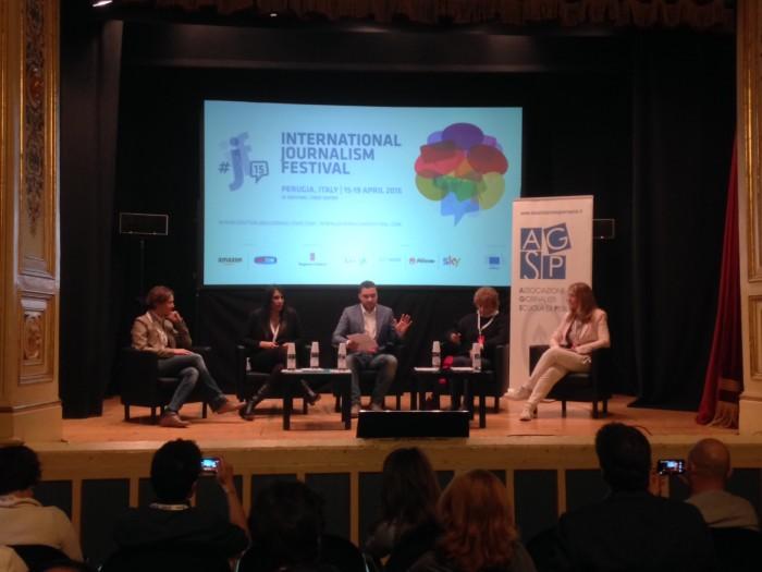 """IJF15, """"Giornalismo sportivo al femminile"""""""