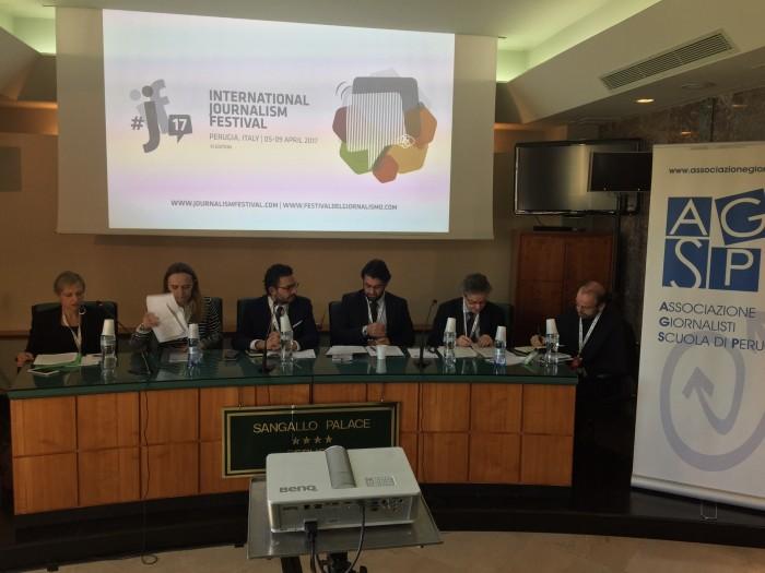 Festival del giornalismo 2017. Articoli, foto e video degli eventi targati AGSP