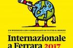 """L'AGSP al Festival di """"Internazionale"""" a Ferrara 2017"""