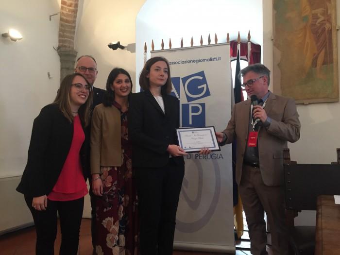 """Premio """"InFormazione"""" – Nunzio Bassi 2018. Vincono Perugia e Roma"""