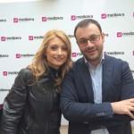 Annalisa Fantilli e Francesco Cutro, moderatori AGSP