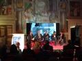 L'evento delll'Agsp al Festival Medioera di Viterbo