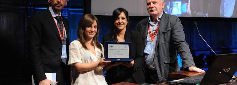 Premio Ue – Agsp 2013: primo e terzo posto alla Scuola di Perugia, secondo posto a Napoli