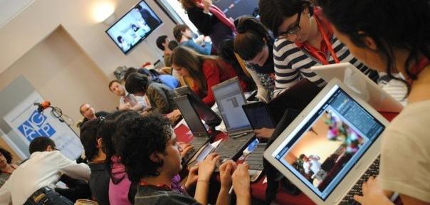 L'Agsp al Festival del giornalismo 2014 – Perugia, 30 aprile-4 maggio