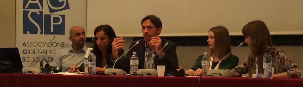 "IJF14, ""Ucraina, reporter in trincea"""