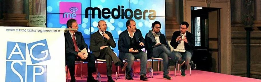 "L'AGSP al Festival di cultura digitale ""Medioera"" di Viterbo"