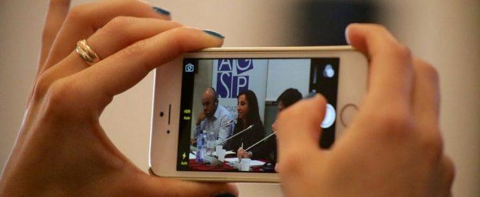 L'AGSP al Festival del giornalismo di Perugia 2018